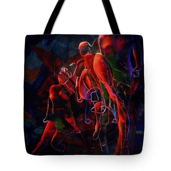 Glow Tote Bag by Georg Douglas