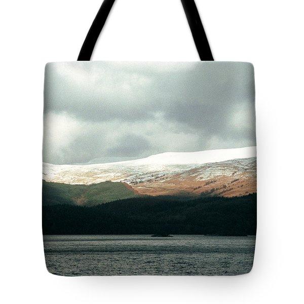 Glowering Tote Bag