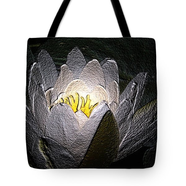 Tote Bag featuring the photograph Glowing by Donna Brown
