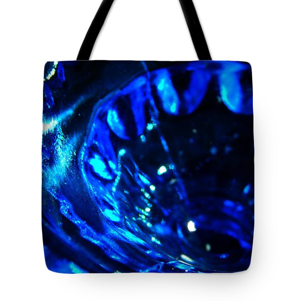 Glowing Glass Beauty Tote Bag