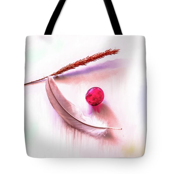Glowing Grape #g5 Tote Bag