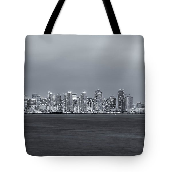Glowing In The Night Tote Bag by Joseph S Giacalone