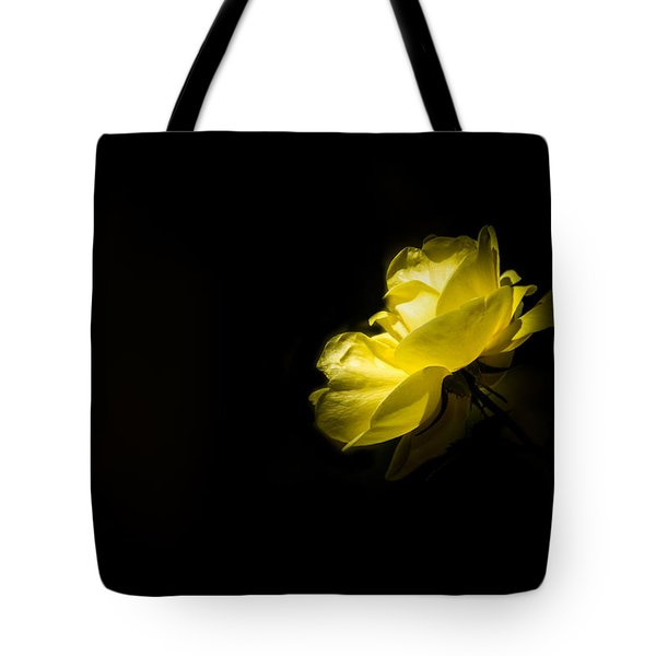 Tote Bag featuring the photograph Glowing by Jay Stockhaus