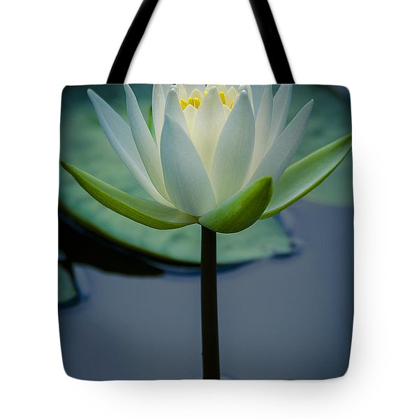 Glowing Lily Tote Bag