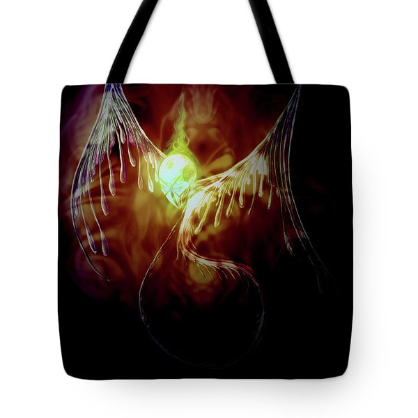 Glowingpixie Tote Bag