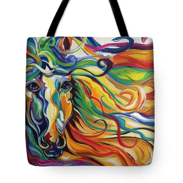 Glyde  Tote Bag