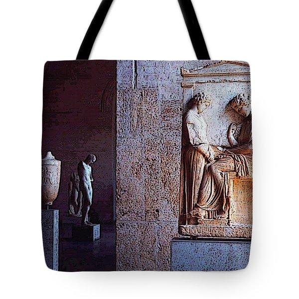 Glyptotek Museum 1 Tote Bag