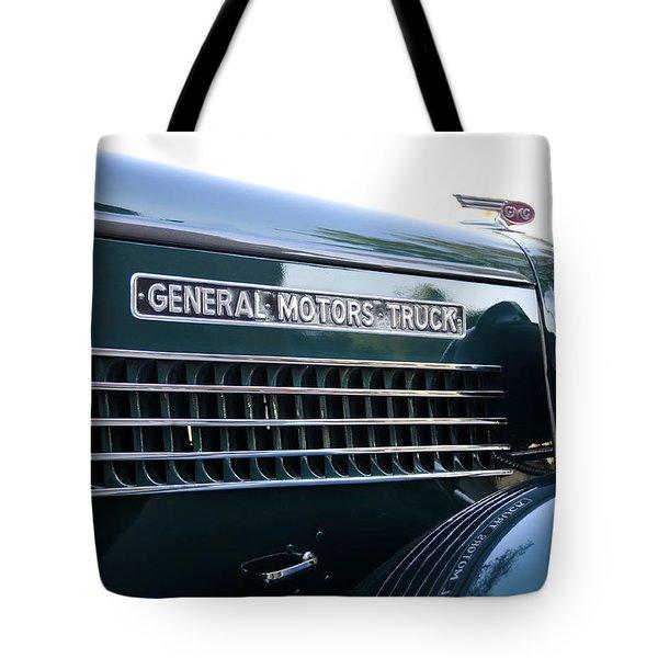 Gmc Hood Tote Bag by David Lee Thompson
