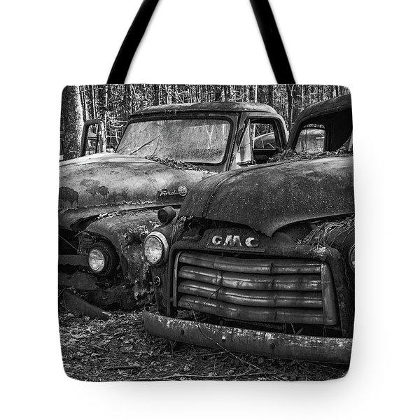 Gmc Truck Tote Bag