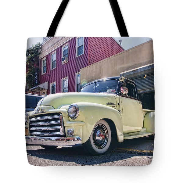 Tote Bag featuring the photograph Gmc2 by Steve Sahm