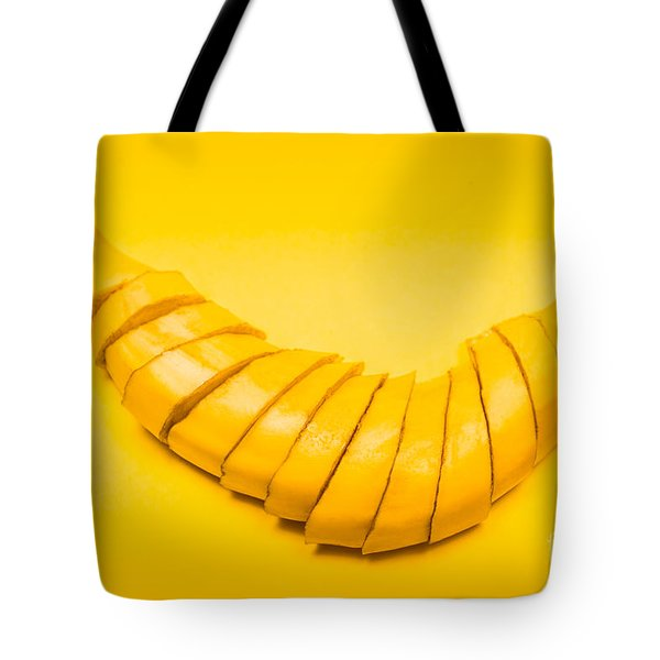 Gmo Frankenfruit Tote Bag