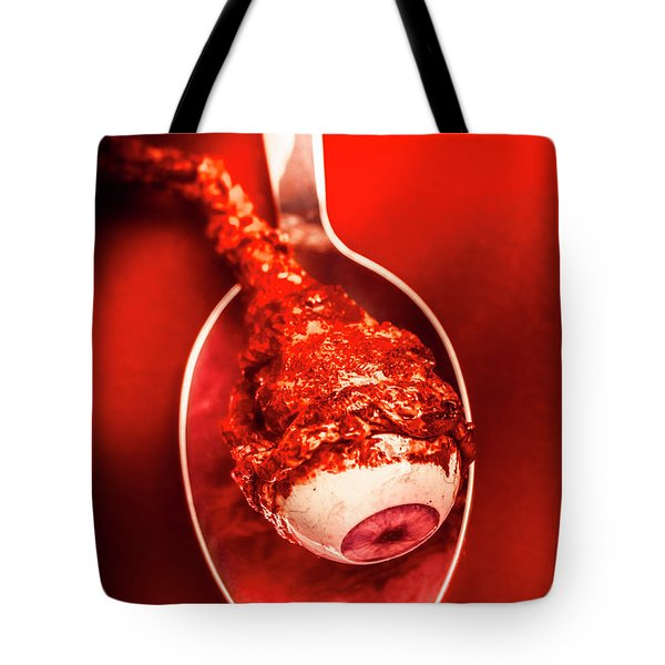 Gmo Tested On Humans Tote Bag