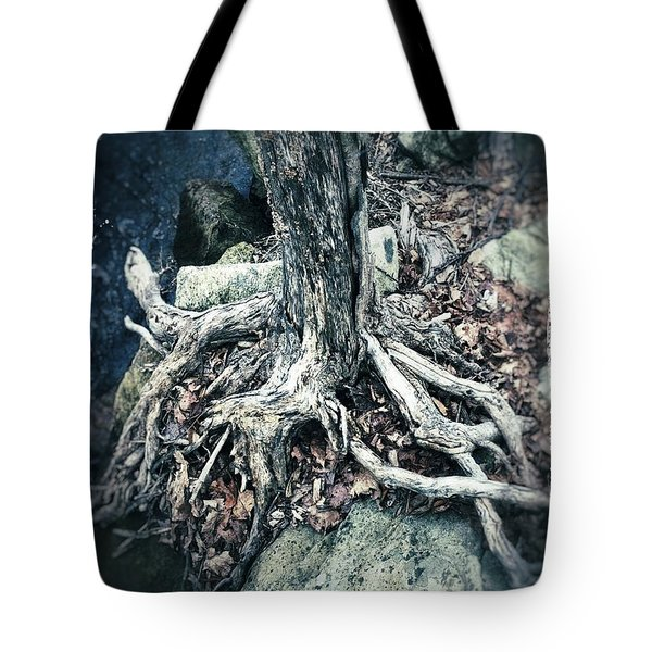 Gnarled Rooted Beauty Tote Bag