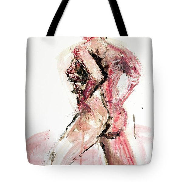 Go 04998 Tote Bag by AnneKarin Glass