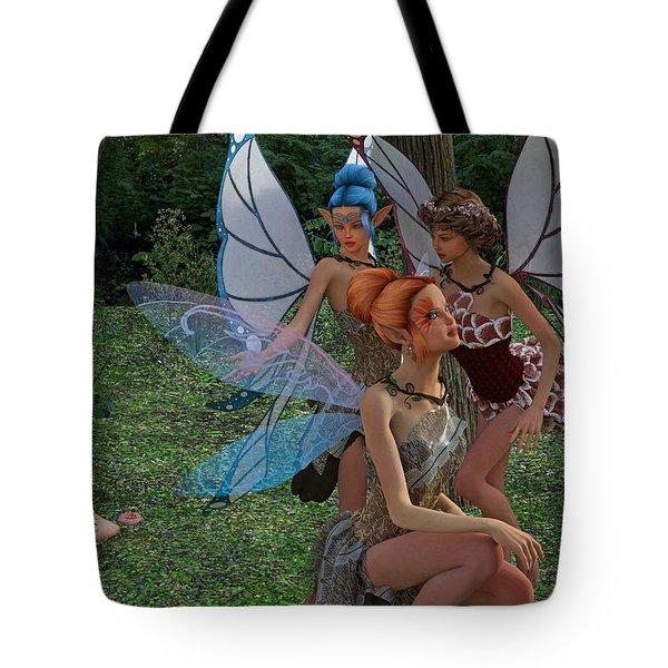 Go Ask Alice Tote Bag