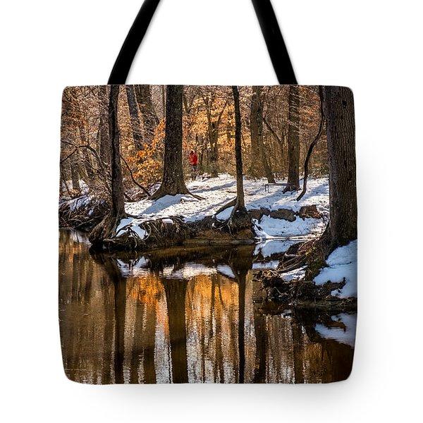 Go For A Walk Tote Bag