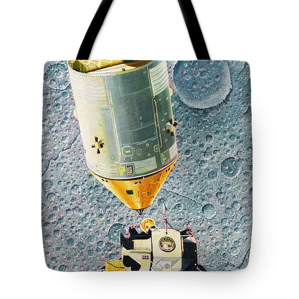 Go For Landing Tote Bag