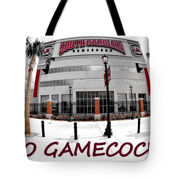 Go Gamecocks Tote Bag