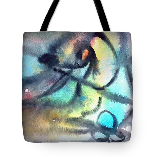 Go In Front Tote Bag
