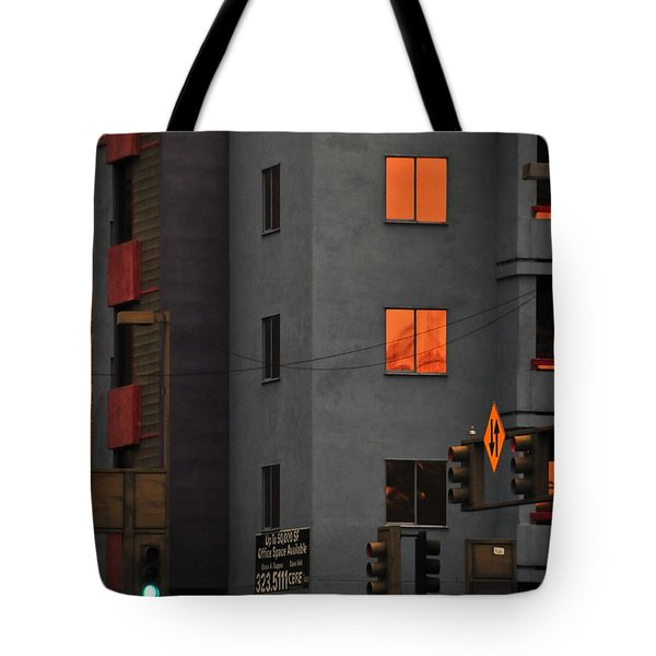 Go Tote Bag by Skip Hunt