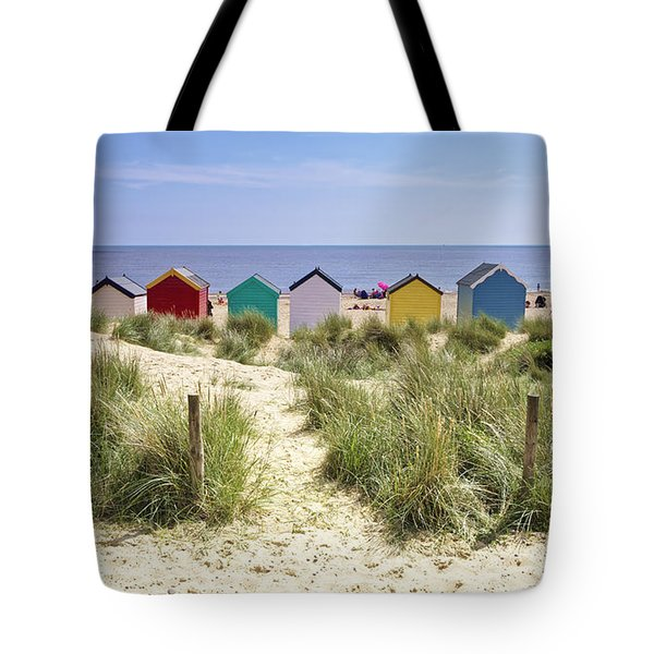 Go To The Seaside Tote Bag