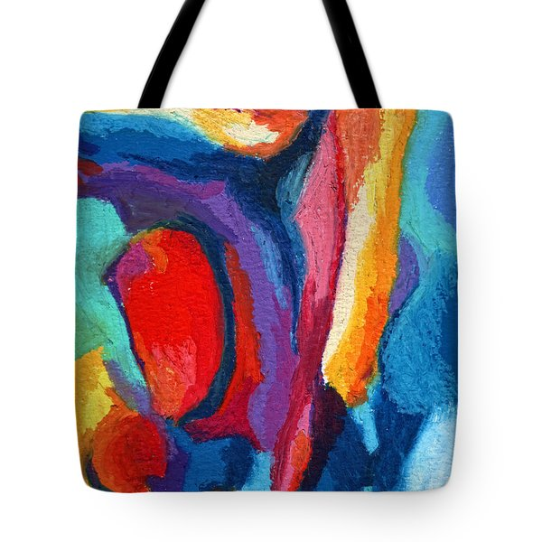 Go With The Flow Tote Bag by Stephen Anderson