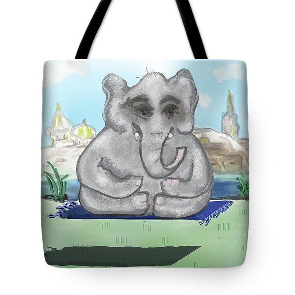 Go Zen, Baby Tote Bag