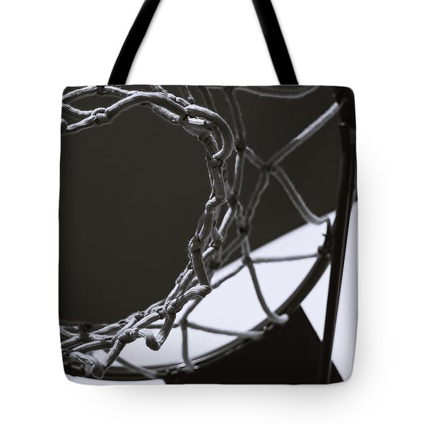 Tote Bag featuring the photograph Goal by Steven Milner