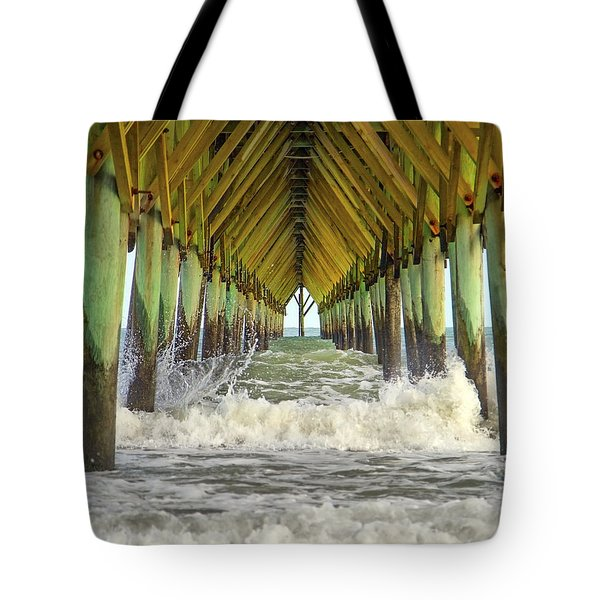 Goastal Golden Hour Tote Bag