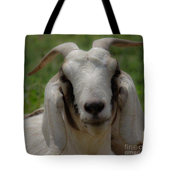 Goat 1 Tote Bag