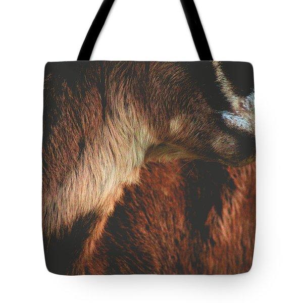 Goat Love Tote Bag