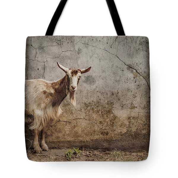 London, England - Goat Tote Bag