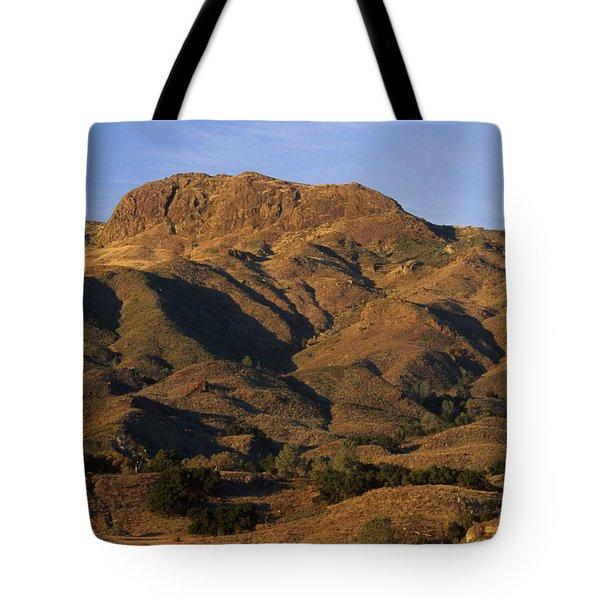 Goat Rock - Los Padres National Forest Tote Bag