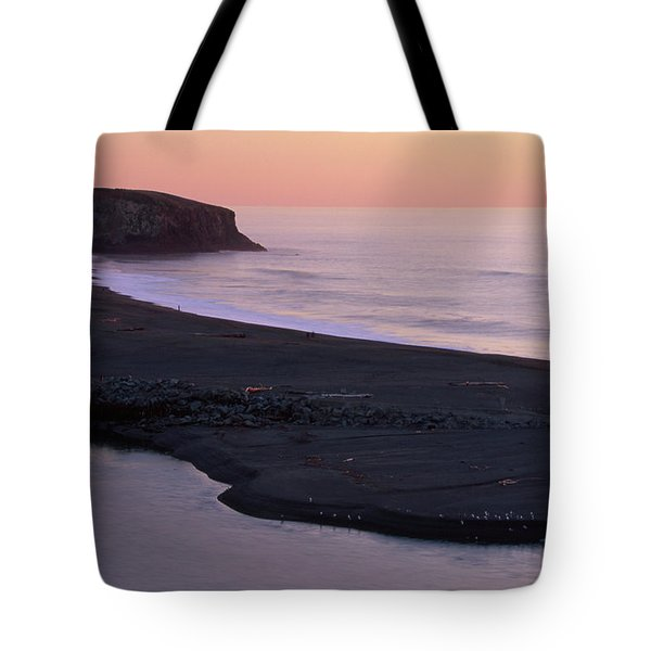 Goat Rock State Beach Tote Bag