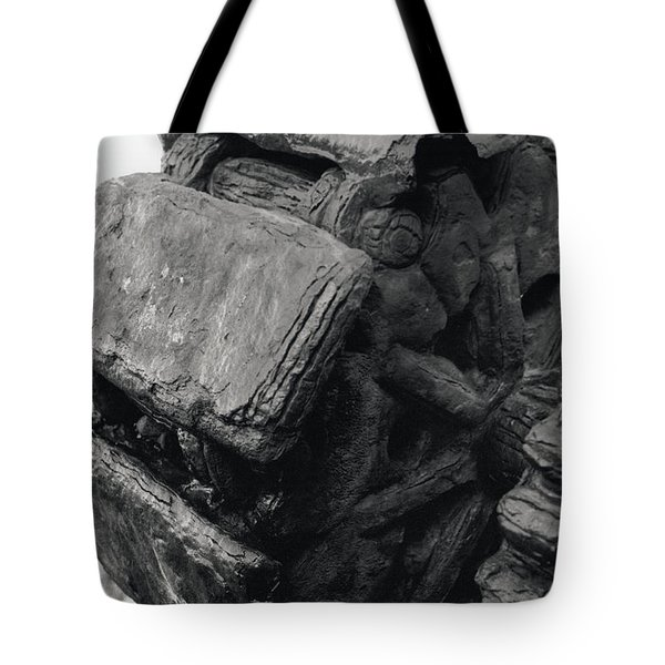 Goat Rock Tractor Tread Jenner California Tote Bag