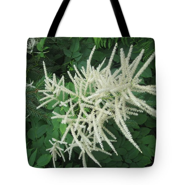 Goats Beard Tote Bag