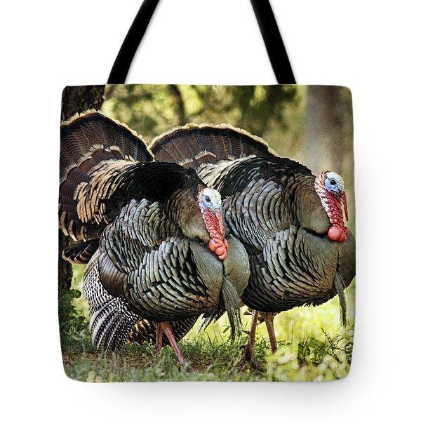 Gobblers Tote Bag