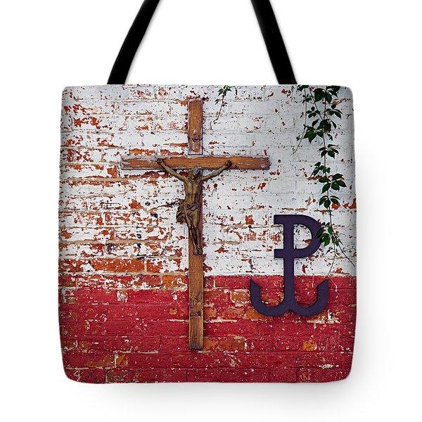 God, Honour, Fatherland Tote Bag
