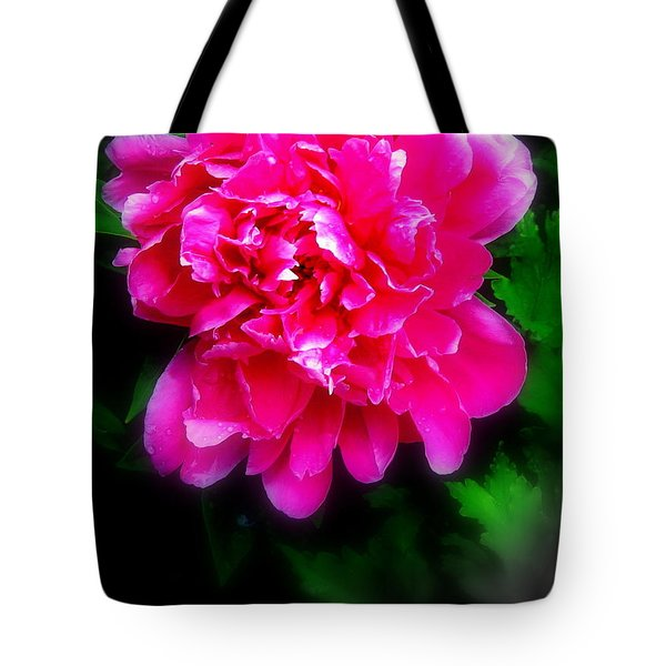 Tote Bag featuring the photograph God The Artist by Greg Moores