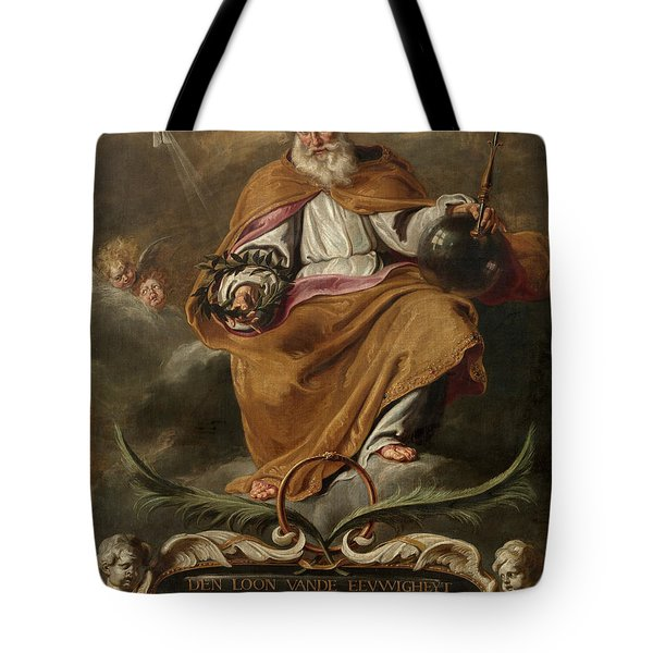 God The Father Tote Bag