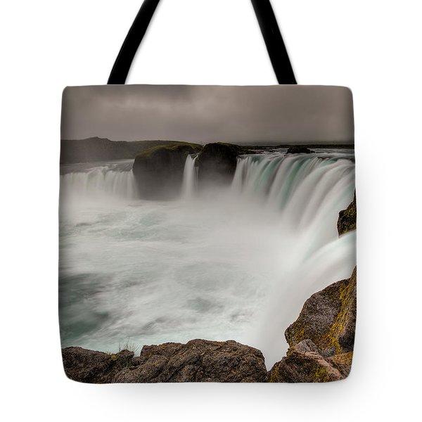 Godafoss Tote Bag