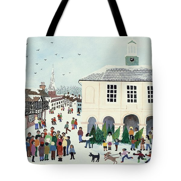 Godalming    Surrey Tote Bag