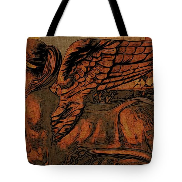 Tote Bag featuring the photograph Goddess by Beauty For God