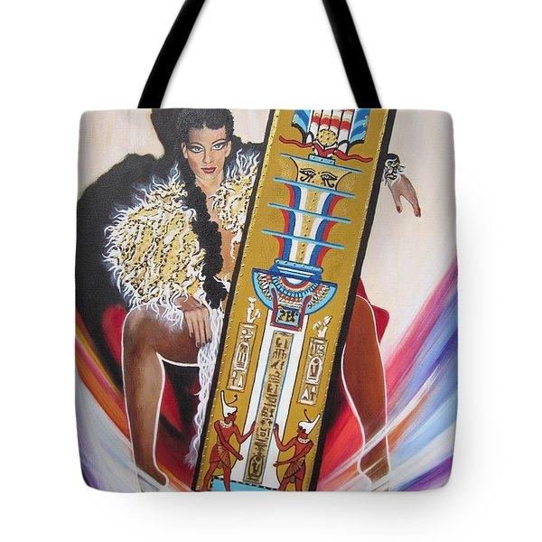 The  Tet Of Osiris Fra Blaa  Kattproduksjoner  Tote Bag