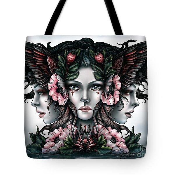 Goddess Of Magic Tote Bag