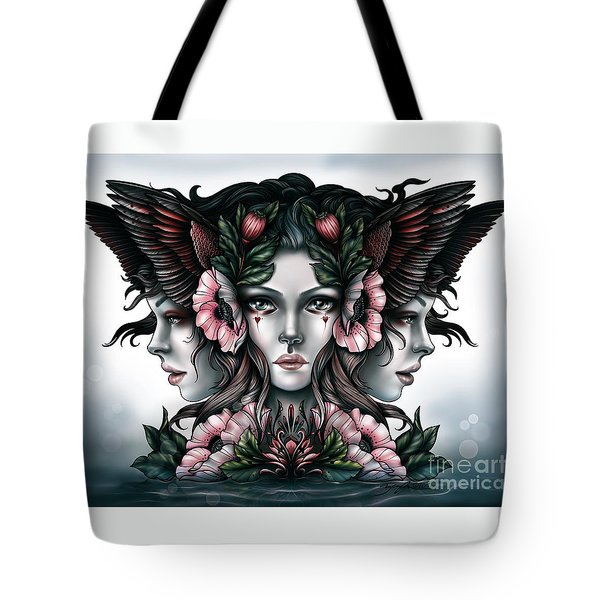 Goddess Of Magic Tote Bag