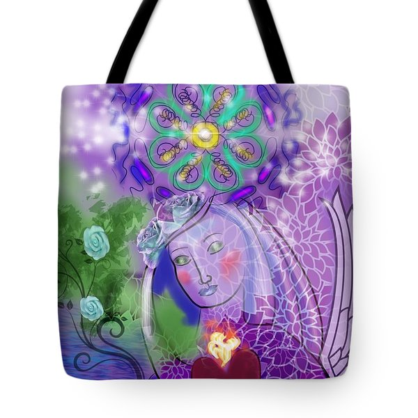 Goddess Within Tote Bag