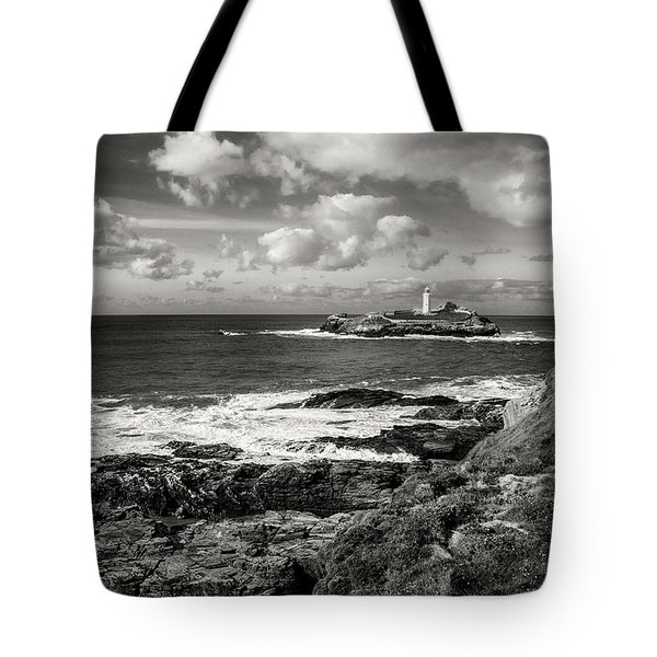 Godrevy Lighthouse 1 Tote Bag