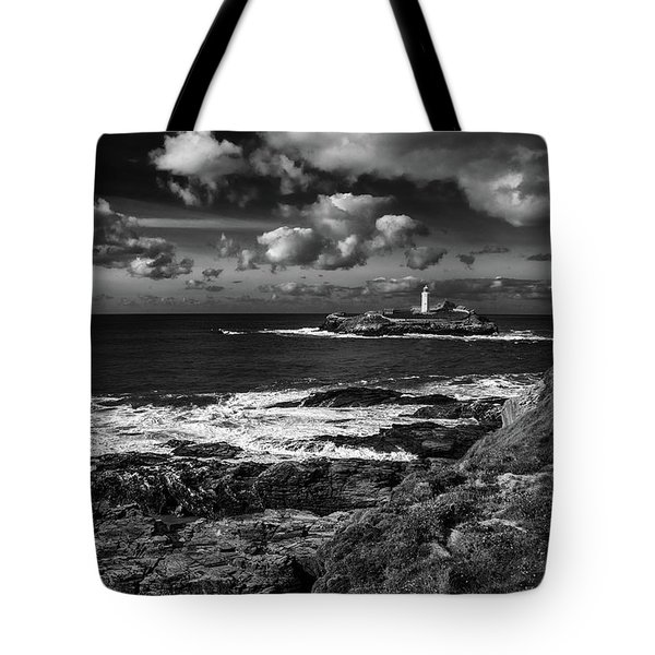 Godrevy Lighthouse 2 Tote Bag