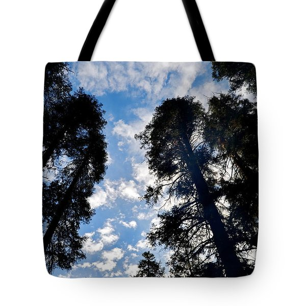 God's Art Tote Bag